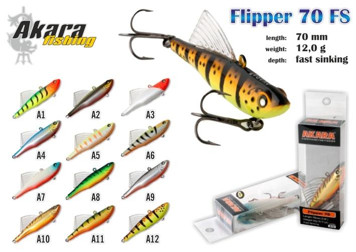 воблеры flipper